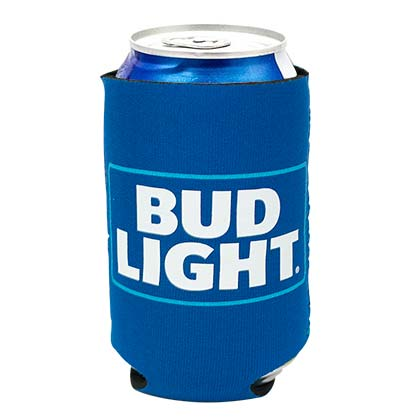 Bud Light New Logo Collapsible Koozie