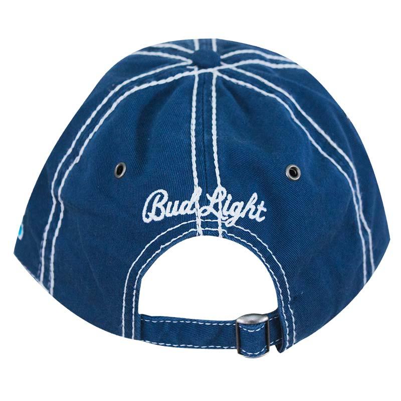 Bud Light Blue Bottle Opener Hat 274bd0f34b46