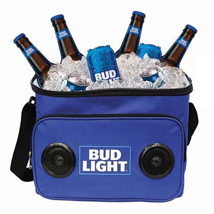 Bud Light Bluetooth Speaker Cooler Bag 94c34848d4522