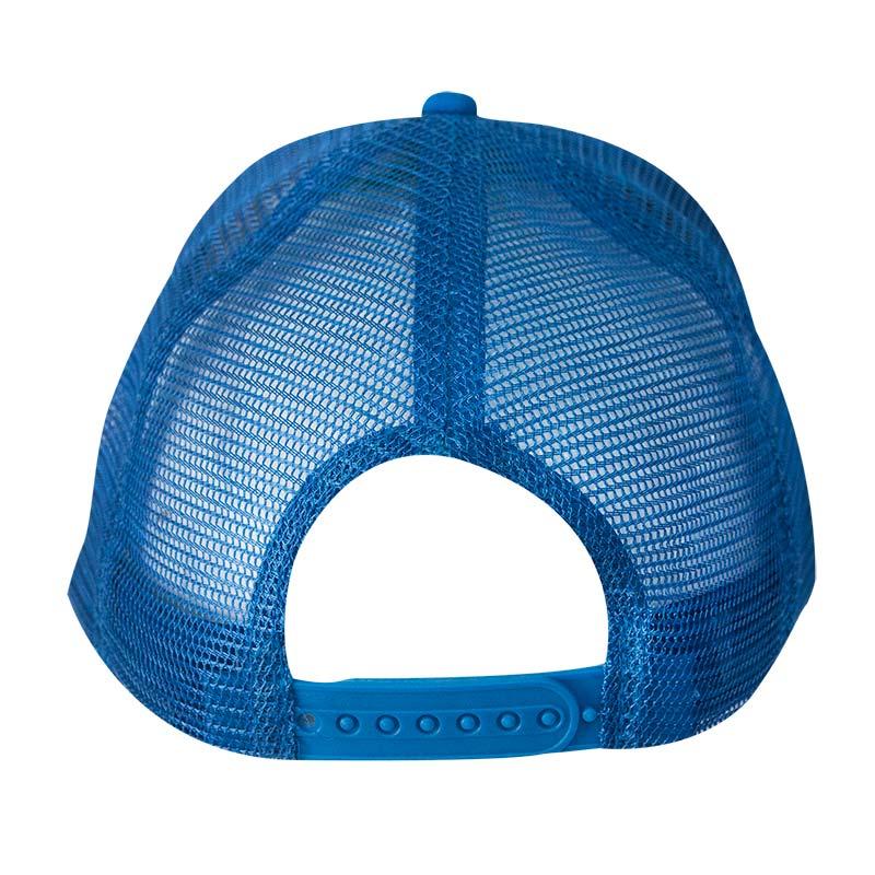 Bud Light Beige Straw Trucker Hat
