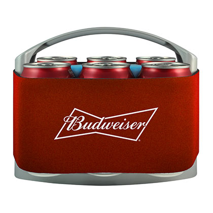 BUDWEISER 6 PACK COOLER PLACEHOLDER
