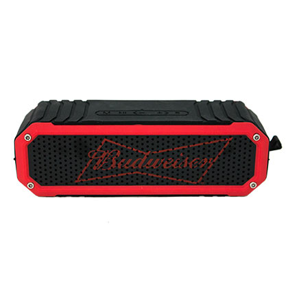 Budweiser Rugged Bluetooth Speaker