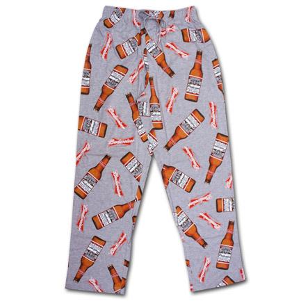 Budweiser Bottles Logo Men S Pajamas Wearyourbeer Com