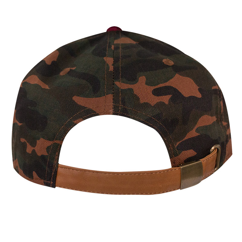 e62916b695497 Budweiser Camo Bowtie Logo Hat