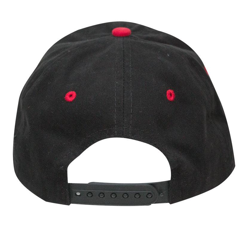 Budweiser Black Bottle Opener Hat