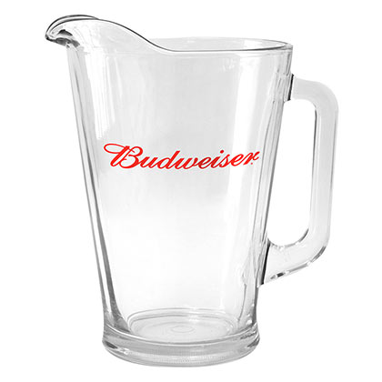 Budweiser Beer Pitcher