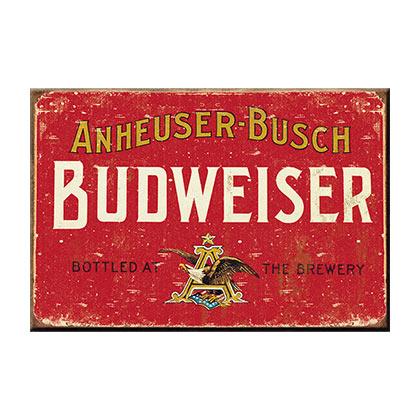 Budweiser Anheuser Busch Logo Magnet