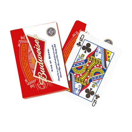 Budweiser Playing Cards