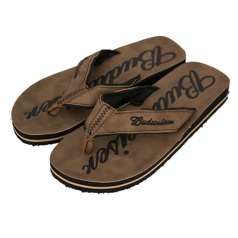 ee46b0b4b5b Budweiser Suede Brown Sandals POP.jpg