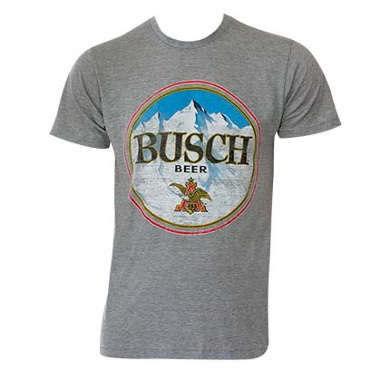 Busch Circle Logo Tee Shirt