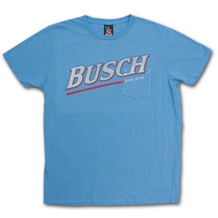 Busch Beer Vintage Logo Shirt