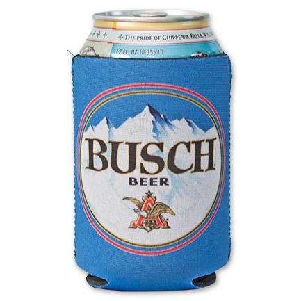 Anheuser-Busch Brewery Busch Beer Koozie