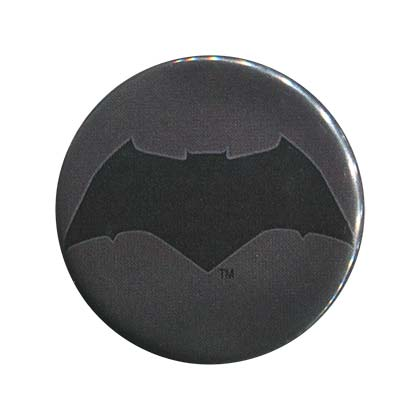 Batman V Superman Movie Batman Logo Button