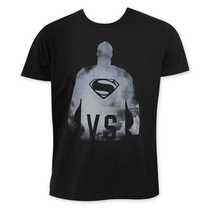 Junk Food Men's Batman v Superman VS T-Shirt