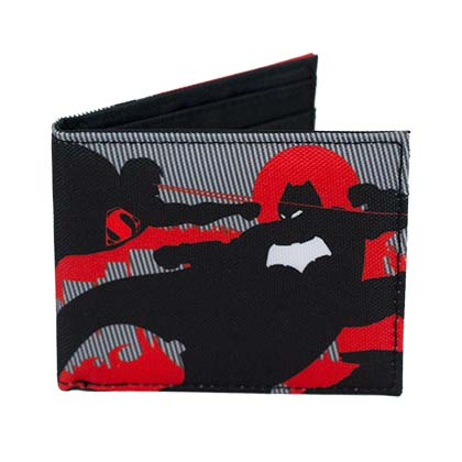 Batman V Superman Bifold Fighting Wallet