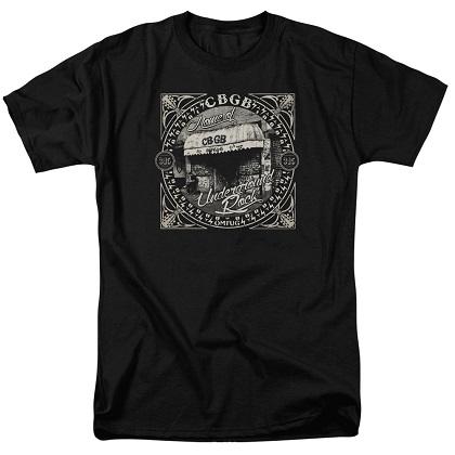 CBGB Home of Underground Rock Tshirt