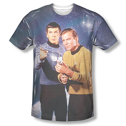 Star Trek Protectors Sublimation T-Shirt