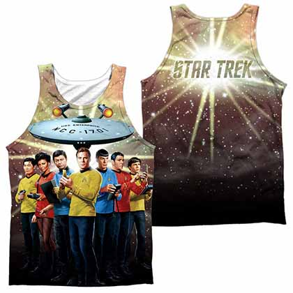 Star Trek Original Crew Sublimation Tank Top
