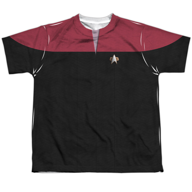 Star Trek Voyager Costumes 113