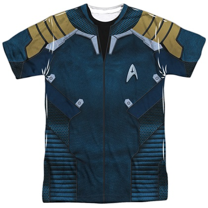 Star Trek Beyond Jacket Costume Tee
