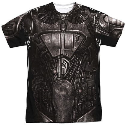 Star Trek Borg Costume Tshirt