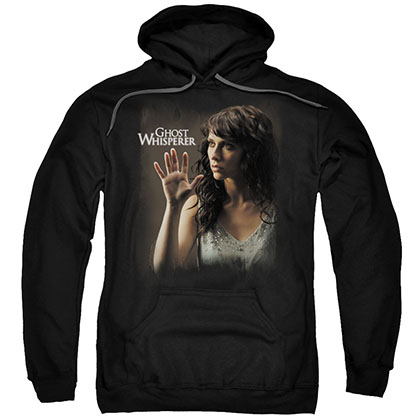 Ghost Whisperer Ethereal Black Pullover Hoodie