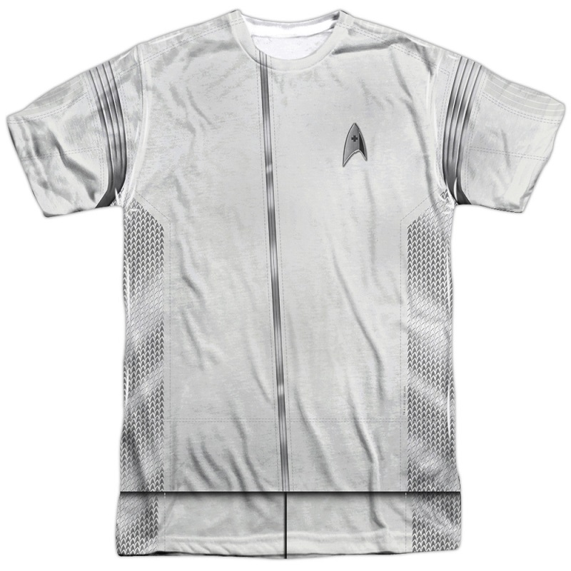 Star Trek Medical Uniform Costume Tee