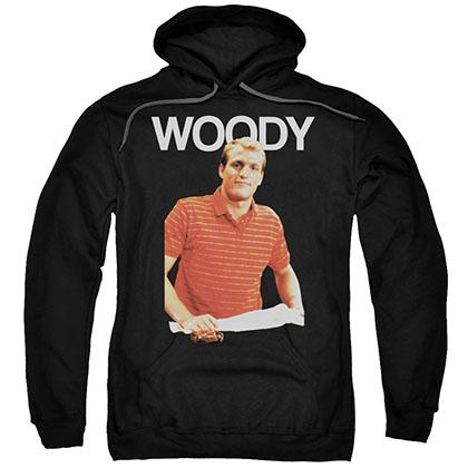 Cheers Woody Black Pullover Hoodie