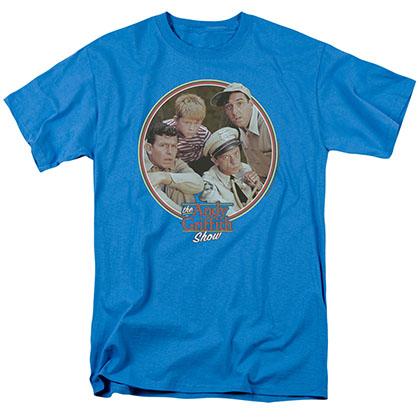 Andy Griffith Boys Club Blue T-Shirt