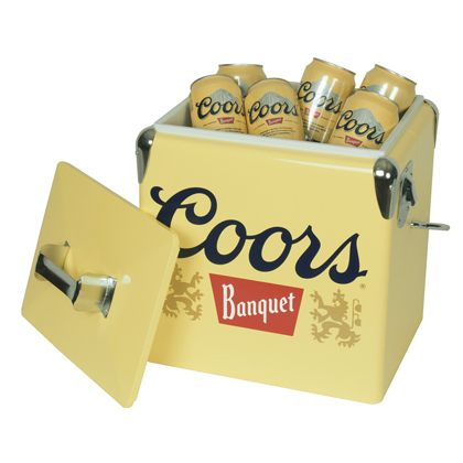 Coors Banquet Vintage Ice Chest