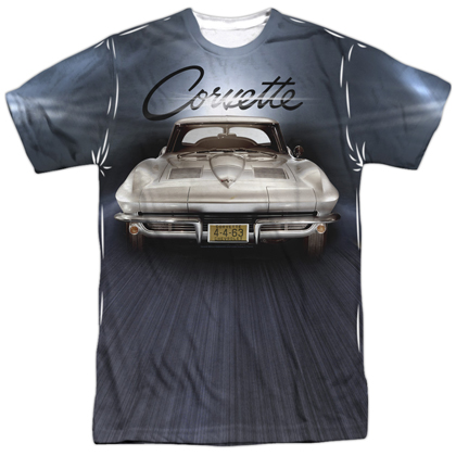 Chevrolet Chevy Corvette Sublimation Tshirt