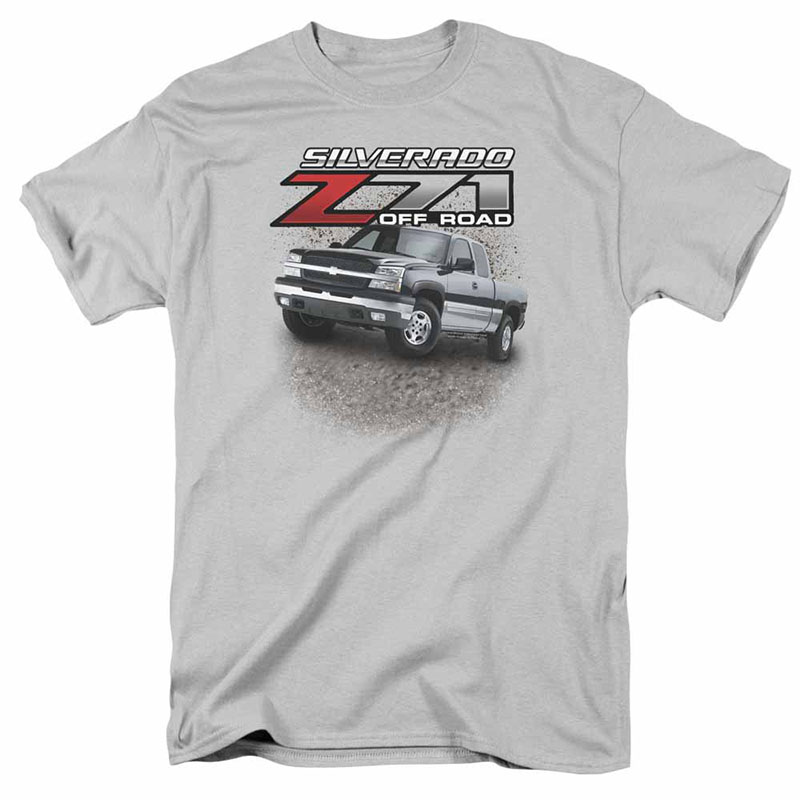 Chevy Z71 Grey T-Shirt