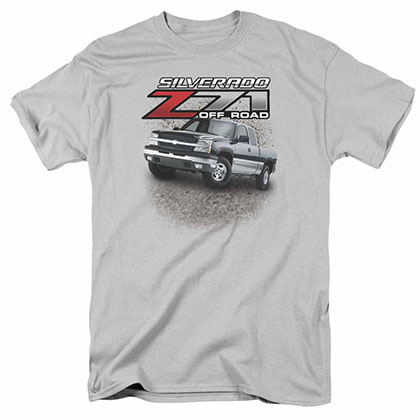 Chevy Z71 Grey T-Shirt