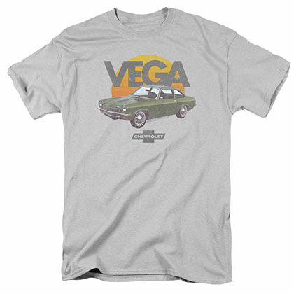 Chevy Vega Sunshine Grey T-Shirt