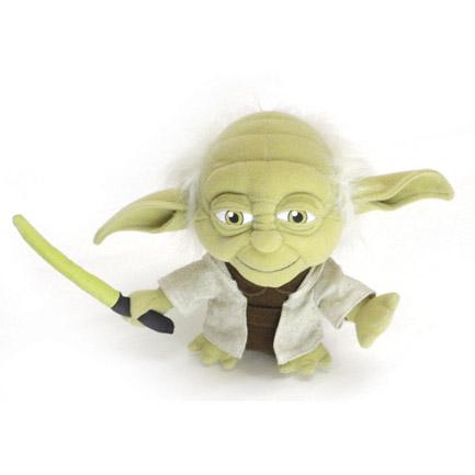 Star Wars Plush Yoda Toy