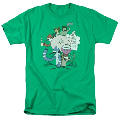 Regular Show Friends Tshirt