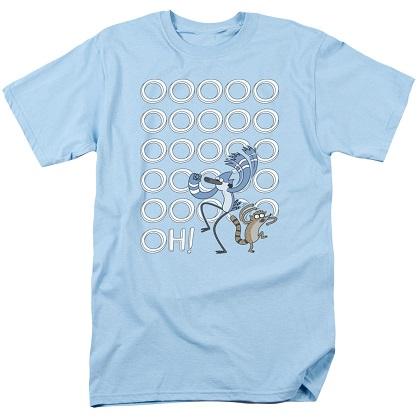 Regular Show Oooooh Tshirt