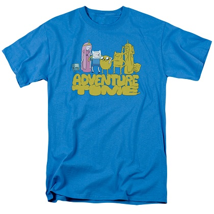 Adventure Time Jakes Friends Tshirt