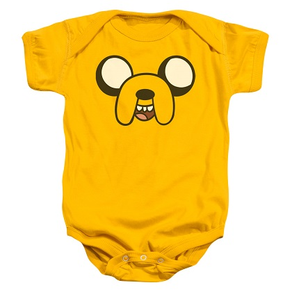 Adventure Time Jake the Dog Baby Onesie