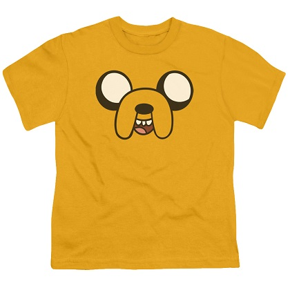 Adventure Time Jake the Dog Youth Tshirt
