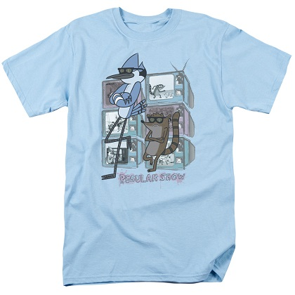 Regular Show Too Cool Tshirt