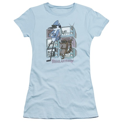 Regular Show Too Cool Womens Tshirt