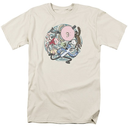 Regular Show Strange Circle Tshirt