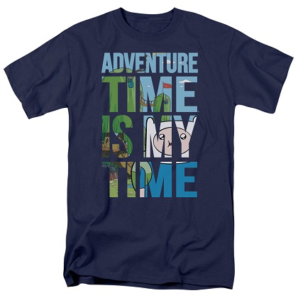 Adventure Time Is My Time Tshirt