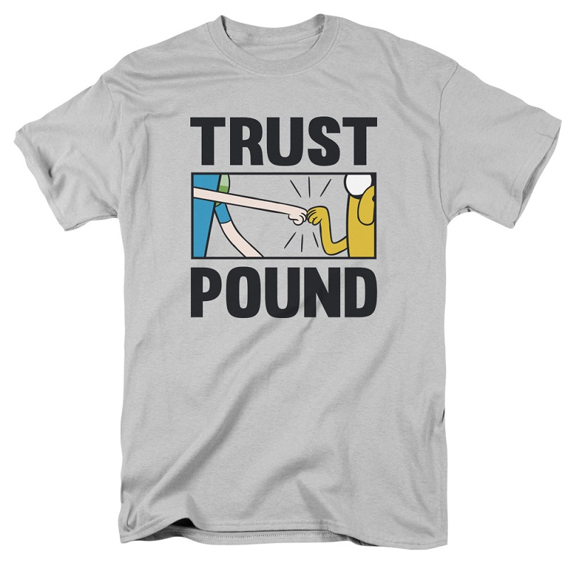 Adventure Time Trust Pound Tshirt