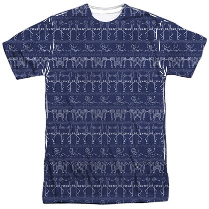 Regular Show Hieroglyphics Tshirt