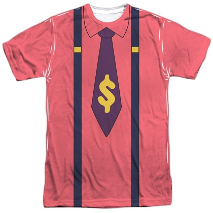 Steven Universe Tiger Millionaire Costume Tshirt