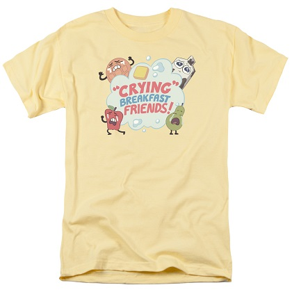 Steven Universe Crying Breakfast Club Tshirt