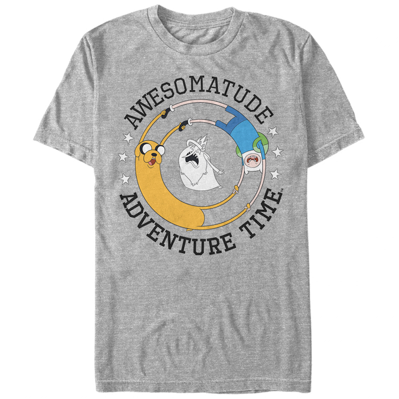 Adventure Time Awesomeatude Tshirt