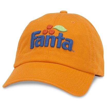 Fanta Orange Strapback Hat